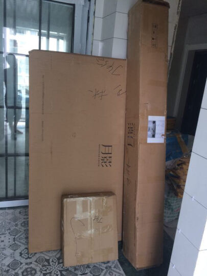 汉派全铜冷热挂墙式简易升降淋浴花洒套装增压明装顶喷淋浴器柱屏HP1005 冷热(8寸款) 晒单图