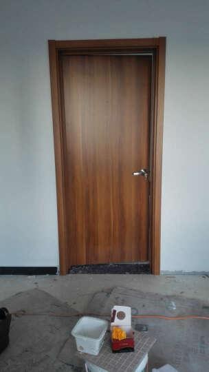 TATA木门旗下品牌 派的(PADOOR) 木门 简约室内门 卧室门实木复合套装门 暮光倾城 晒单图