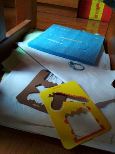 超萌贴纸书 套装8册 神奇贴纸书 幼儿全脑开发手工益智书 3-6岁宝宝适用 晒单图
