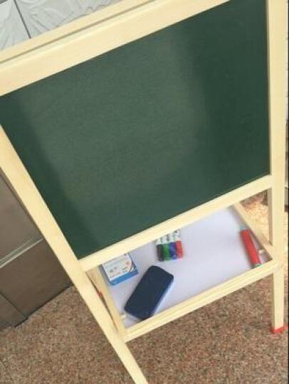贝能儿童画板磁性小黑板笔彩色小孩幼儿磁力宝宝涂鸦写字板 1-3岁玩具 E款特小号(85cm不可升降) 晒单图