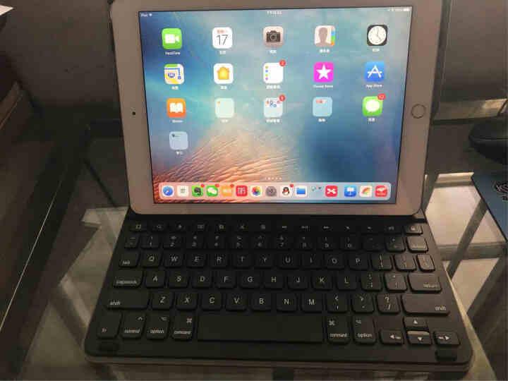 德国莱克ipad pro保护套蓝牙键盘二合一便携外接键盘 商家配送-12.9英寸 经典黑 晒单图
