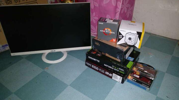 技嘉(GIGABYTE)GeForce GTX 1060 WF2OC 1556-1771MHz/8008MHz 6G/192bit绝地求生/吃鸡显卡 晒单图