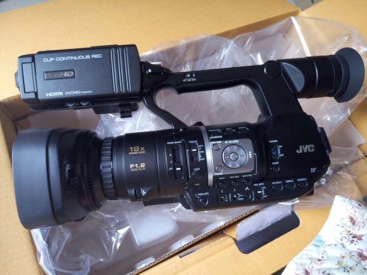 JVC JY-HM360EC 手持式准专业高清数码摄像机 婚庆/会议/直播 专业数码高清摄像机 晒单图
