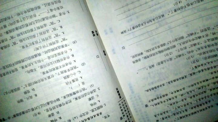 开心 2017年 一本 小学毕业升学模拟试卷及真题精选:语文 晒单图