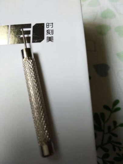 时刻美(skmei)手表男士运动电子表创意时尚腕表夜光防水男女情侣表LED学生国产男表 1013黑色小号(防水) 晒单图