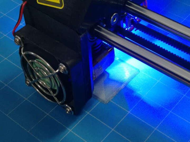 创想三维CR-5工业级3D打印机 企业学校教育金属高精度大尺寸3d打印机 整机+赠送1卷耗材 晒单图