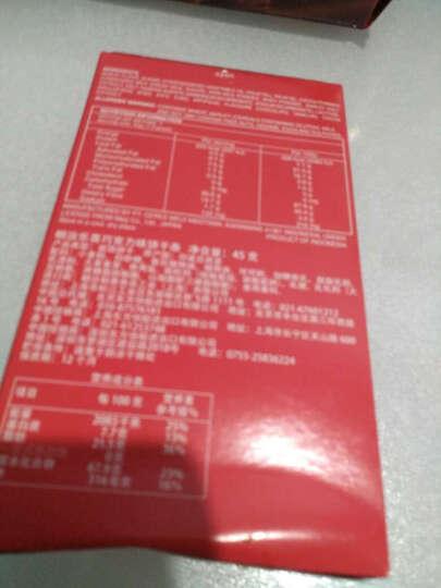 印度尼西亚进口 明治(Meiji)乐喜巧克力味饼干条45g 晒单图