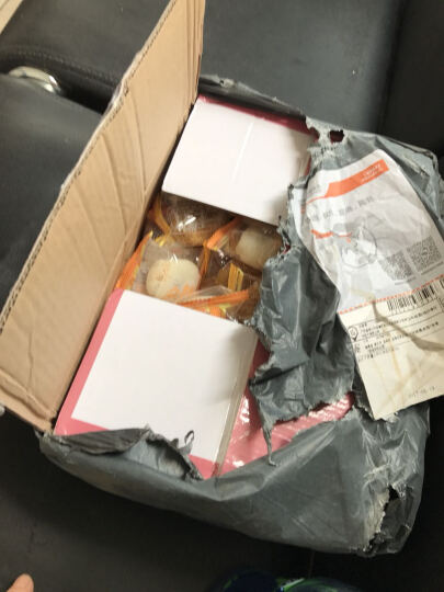 金点子麻薯三种口味组合装2000g 红豆味花生味裹芝麻软糯驴打滚干吃汤圆糕点点心休闲零食 麻薯2kg 晒单图