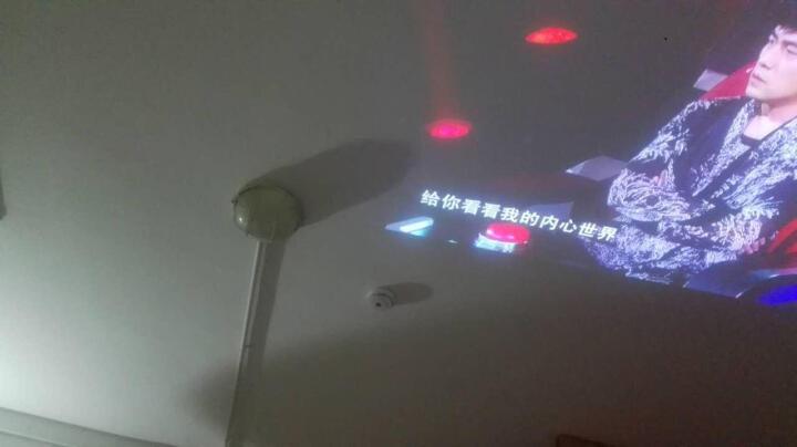 JmGo坚果投影仪P2 家用迷你办公高清移动便携式投影机智能无线wifi微型手机小型影院 坚果P2原厂标配 晒单图