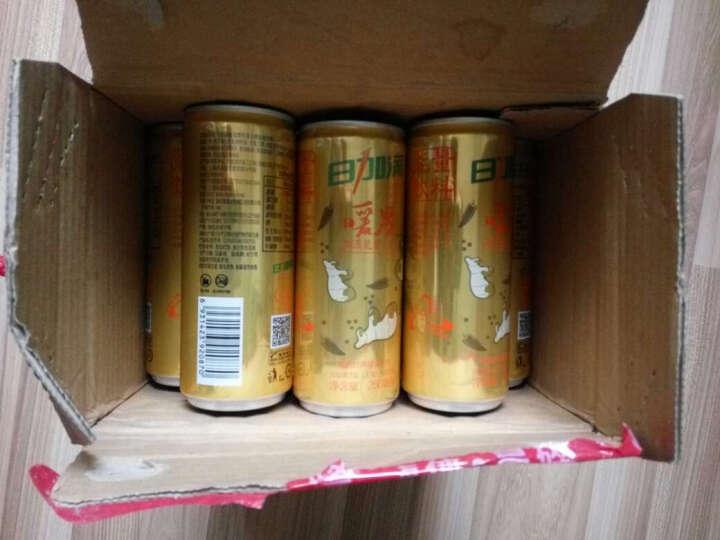 日加满 暖男 能量饮料(红枣桂圆姜茶)250ml*24罐/箱 含牛磺酸 晒单图