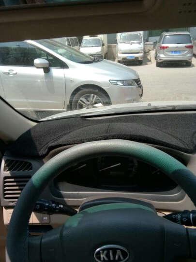 佳卡诺汽车仪表台垫中控台仪表盘遮光垫车用避光垫隔热防晒垫防滑垫车内饰品用品大众丰田日产专用 奥迪A1 A3 A4L A6L Q3 Q5 晒单图