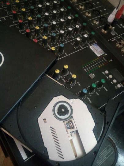 微宇 外置DVD光驱USB3.0 DVD刻录机移动光驱台式机笔记本一体机通用 黑色 晒单图