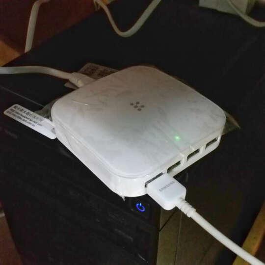 控客 Mini pro智能插座/排插 精灵小度小爱语音控制  远程遥控红外空调电视 WIFI定时延时 充电保护  新国标 晒单图