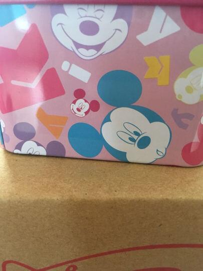 迪士尼(Disney) 防水夜光儿童手表女孩 米奇电子表 多功能运动表女童学生手表80010-2 晒单图