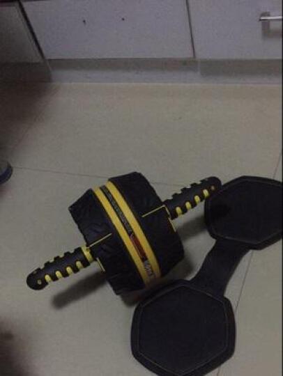 美国斯诺德健腹轮 自动回弹静音巨轮 收腹滚轮腹肌轮健腹器减肥健身器材 时尚款 晒单图