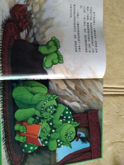 海豚绘本花园:小魔怪要上学 精装 [0-6岁] 晒单图