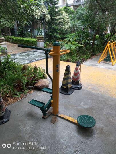 强盟 室外健身器材 新国家标准健身器材 小区社区广场公园户外健身器材路径 双人荡板QMTJ-11 晒单图