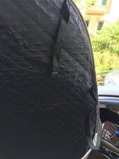 WRC新伞款夏季天两用加厚通用汽车遮阳挡板车窗防晒隔热前档风玻璃车用遮光挡阳板太阳遮挡适用于 前挡 起亚K5K4K3SK2K9KX3索兰托智跑狮跑秀尔 晒单图