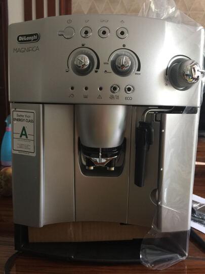 德龙(Delonghi)全自动家用咖啡机 意式美式浓缩研磨咖啡豆粉两用 ESAM4200.S 晒单图