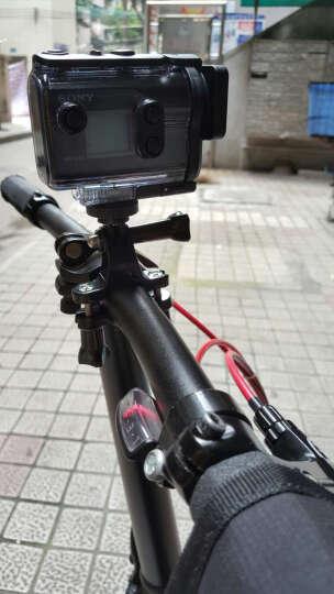 索尼AS50R 酷拍运动相机/摄像机 监控套装 防抖 60米防水壳 3倍变焦 晒单图