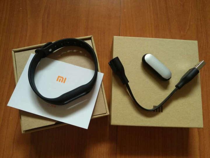 【预售爆品】小米(MI)智能手环1代 光感心率版 晒单图