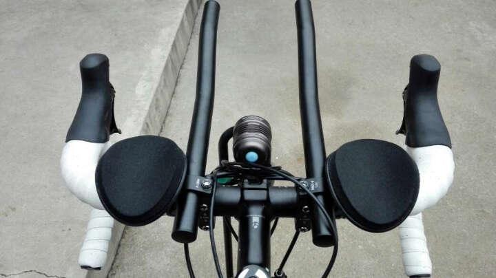 维恩(VAUN) Tranz X TT把休息把铁人三项公路车把山地车自行车死飞破风休息把组 晒单图