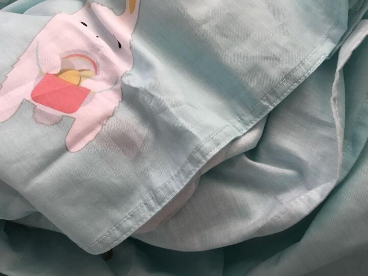 北山狼隔脏睡袋旅行成人双人床单纯棉酒店出差便携式单人 星空180*210cm 晒单图