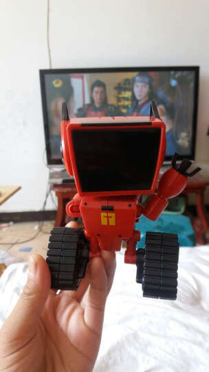 coco人工智能语音机器人熊出没之奇幻空间小铁儿童遥控玩具孙悟空金箍棒玩具 赠品竹蜻蜓随机一个勿拍 晒单图