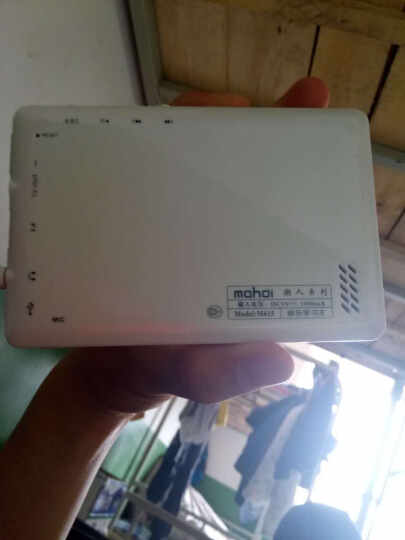 mate 智能MP3播放器智能mp4/mp5触摸屏录音播放器学习机运动播放器触摸屏游戏 4.3英寸 8G 白色 晒单图