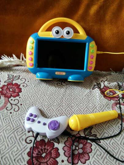 状元榜 Q6早教机 婴儿玩具儿童视频故事机益智早教多功能学习机0-3-6岁儿童玩具 7英寸按键16G+防摔包+充电器+读卡器 晒单图