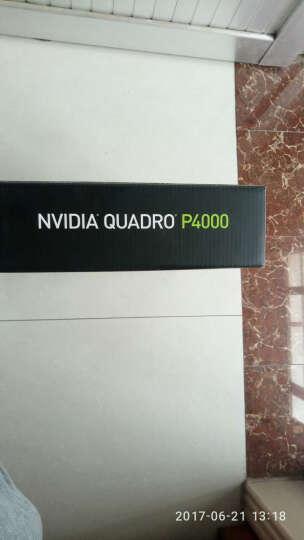 丽台(LEADTEK)Quadro P4000 8GB GDDR5/256bit/243GBps/CUDA核心1792 Pascal GPU建模渲染绘图专业显卡 晒单图