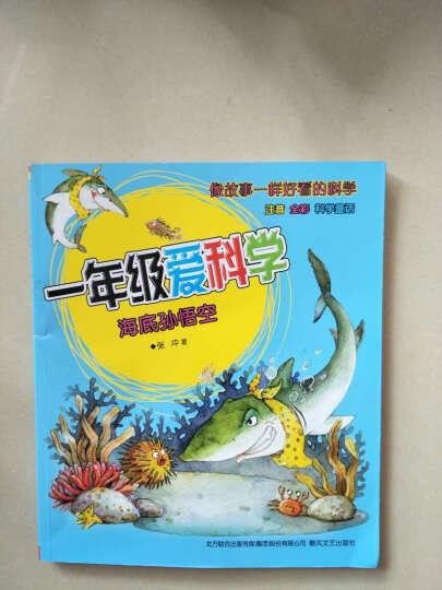 一年级爱科学:海底孙悟空(注音全彩科学童话) 晒单图