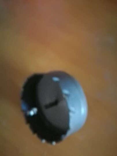 贝诺斯开孔器合金开孔器不锈钢开孔器金属开孔器1#硬质合金不锈钢开孔器空心钻头深孔钻 60MM 晒单图