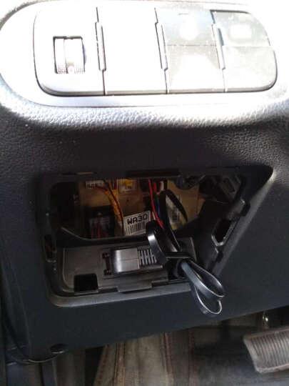 车e通H501车载HUD抬头显示器带导航超速预警功能胎压监测obd行车电脑hud平视显示仪 T301外置胎压配件 晒单图