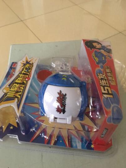百逸斗龙战士5 斗龙手环号角爆射龙弹龙蛋套装电子声音手表口哨玩具 加比纳龙弹套装 晒单图