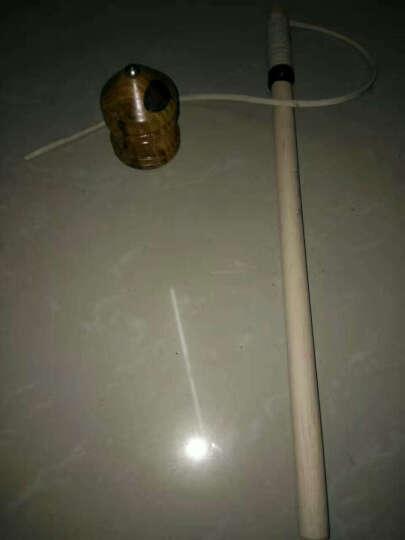 中老年健身陀螺槐木胶木陀螺儿童成人套装送鞭子 15cm8斤胶木活头陀螺 晒单图