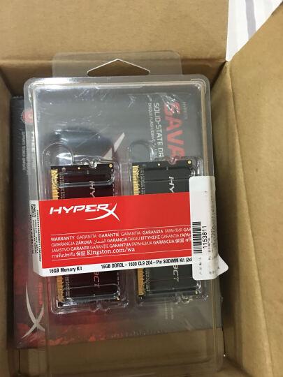 金士顿(Kingston)HyperX Savage系列 480G SATA3 固态硬盘 晒单图