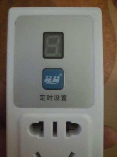品益 电动车 手机 电子式 倒计时关 自动断电 定时插座 定时器 PY-03 晒单图