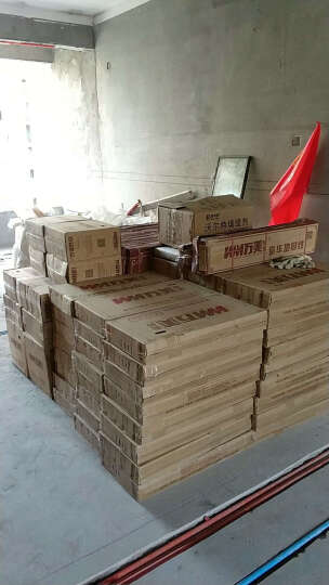 万美 瓷砖 釉面砖 厨房卫生间瓷砖 墙砖 防滑不透水地砖 WP3031单片价格,下单需整箱,每箱15片 300*300mm 晒单图