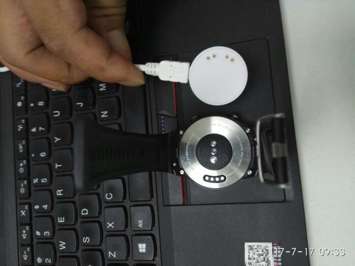 华为K2-G01/G00儿童智能定位电话手表磁吸充电器充电数据线底座盘 迪士尼儿童手表 华为儿童手表K2--白色+充电头(套装) 晒单图