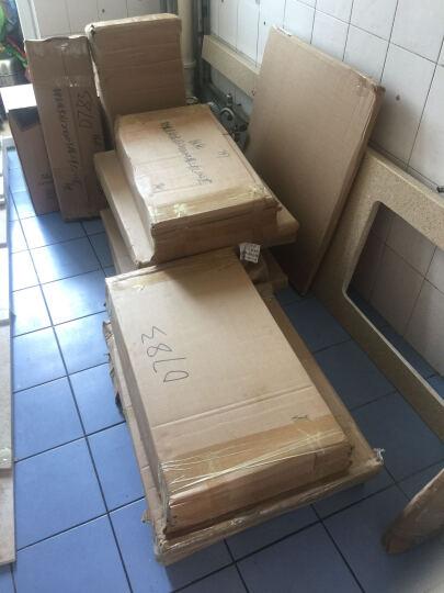 柏优(BAI YOU)整体橱柜定做吸塑门板米兰印象石英石台面厨房橱柜定做橱柜可做造型套餐 橱柜3米套餐 晒单图