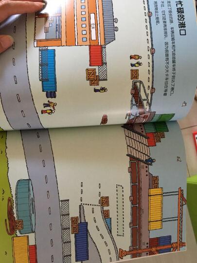 轱辘轱辘的大货车 萨姆塔普林 少儿 书籍 晒单图