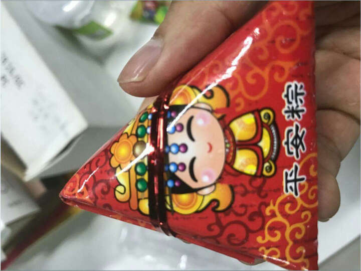 毛老爹 冰粽子 冰麻薯 500g 晒单图