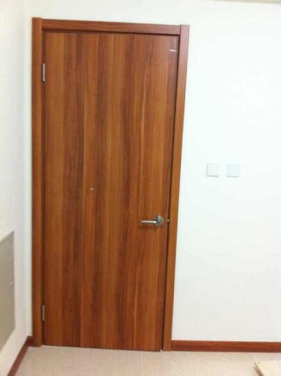 派的(PADOOR) 派的门PADOOR室内木门幻影红实木复合门厨房门 晒单图
