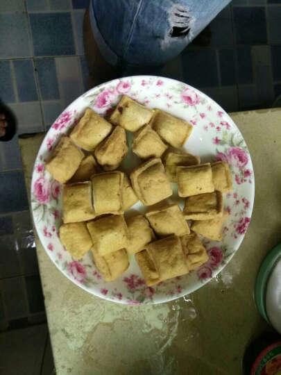 蝶本 云南建水烧烤臭豆腐块 50个-200个 新鲜油炸臭豆腐 100个 晒单图