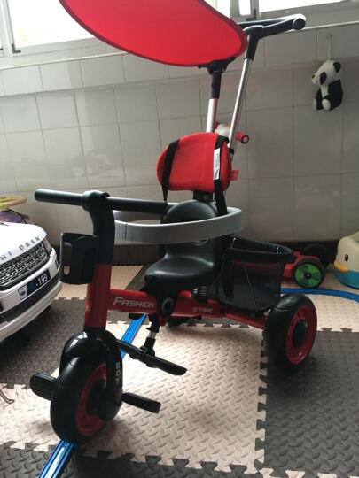 好孩子(gb) 好孩子儿童三轮车宝宝玩具三轮脚踏自行车婴儿手推车滑滑车 SR600R sr620-红色H005R 晒单图