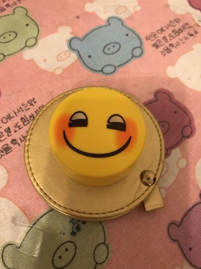 黄色小鸭(PIYOPIYO)新生儿童哺喂成长礼盒婴幼儿用品餐具套装礼盒奶嘴围兜奶粉盒 防水围兜礼盒 330099 晒单图
