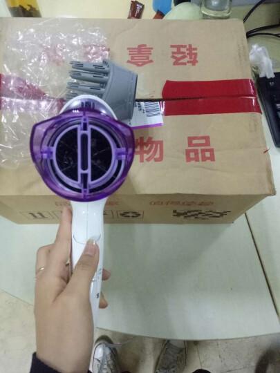 松下(Panasonic) 电吹风机 EH-NE24/NE25负离子护发家用电吹风筒 浅紫色NE25 晒单图