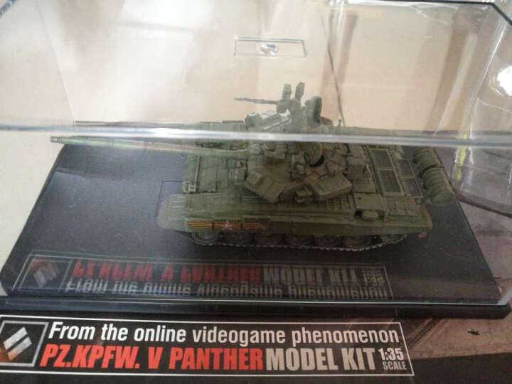 现货 1/72 T-90A 第十九摩托化步兵旅 主战坦克 合金模型  晒单图