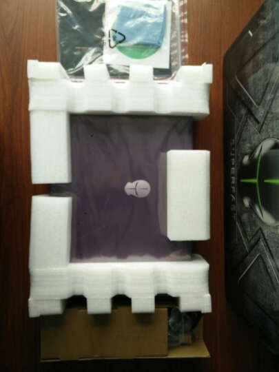 未来人类(Terrans Force)图形工作站Q5 15.6英寸游戏本(i7-7700HQ 16G 256G固态+2T P3000专业图形显卡) 晒单图